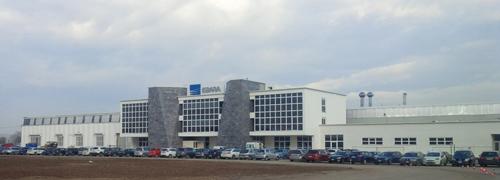 Ebara Pumps Europe SpA збільшили виробничі потужності вдвічі.