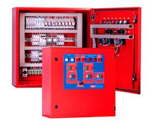 ШУ для насосов систем пожаротушения IWT Ebara