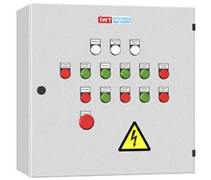 IWT шкаф пожарной сигнализации