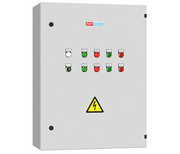 Шкаф управления от поплавков или электродов (Ebara, ИВТ)