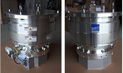 Турбомолекулярные насосы с механическими (керамическими) подшипниками для работы в условиях высокого вакуума.